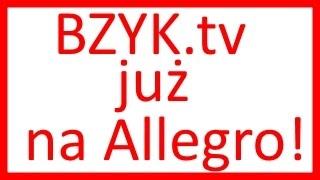 Piosenki dla dzieci BZYK.tv - JUŻ NA ALLEGRO!
