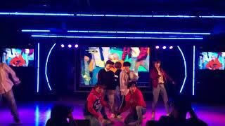SWITCH 率いる BTS COVER Team 東京少年団 COVER BTS DNA ケポダン 2017...