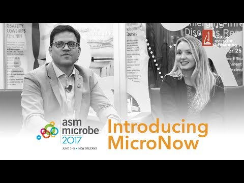 Introducing MicroNow - ASM's newest online community for microbiologists