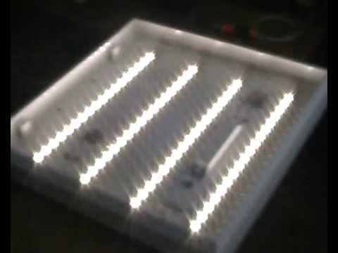 Модернизация растрового светильника