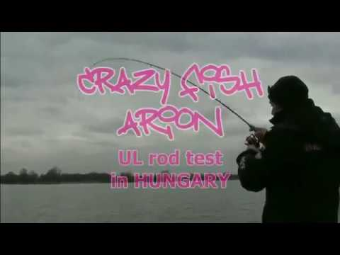 ARION RODS' TEST IN HUNGARY