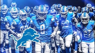 Detroit Lions Beat the Dolphins  || Game Highlights ||