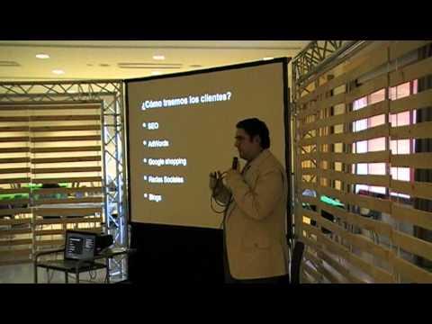 Comercio electrónico como modelo de negocio - Carlos Pérez @CarlosPF #EBE13