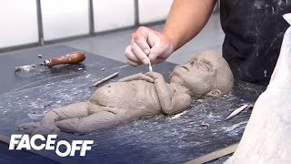 Video FACE OFF   Season 12, Episode 6: Out On a Limb   SYFY download MP3, 3GP, MP4, WEBM, AVI, FLV Agustus 2018
