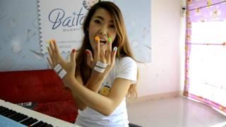 Learn Piano (Free) Piano Fingering.  การเรียกชื่อนิ้วมือสำหรับเล่นเปียโน   Baitoey Homeschool