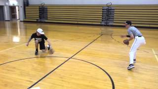 Baseball Middle Infielders Drills   720p