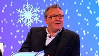 Does Ray Winstone apologise to his boiled egg? - Would I Lie to You? At Christmas: Preview - BBC One
