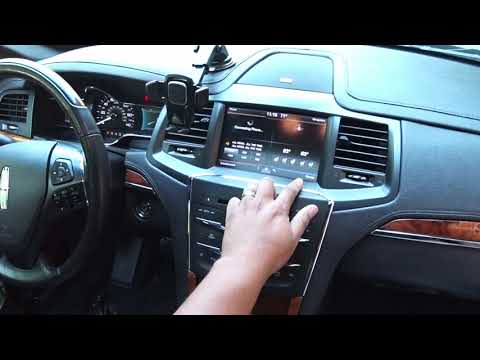 How to replace Temperature Blend Door Actuator – RH | Lincoln MKS 2013
