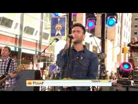 "Maroon 5 ""Misery"" live on The Today Show + Interview"