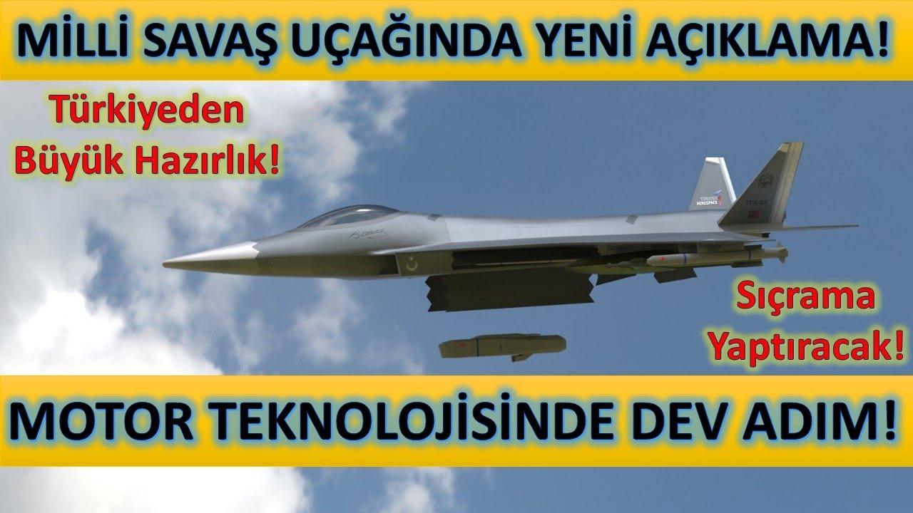 KALE GRUP 'TAN MİLLİ MUHARİP UÇAK MOTORU İÇİN ROLLS ROYCE 'A TEKLİF !!