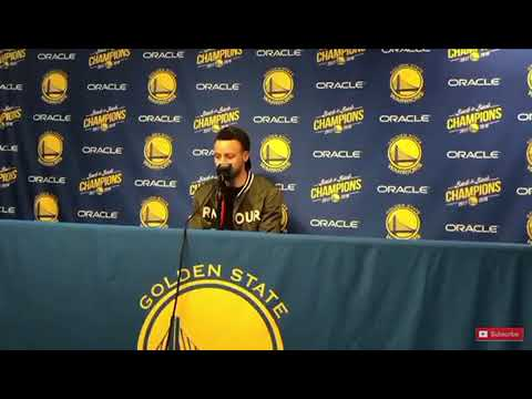Stephen Curry Interview on Fight with Patrick Beverly Warriors vs Clippers NBA New