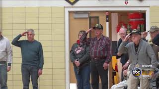 Local veterans honored for their service