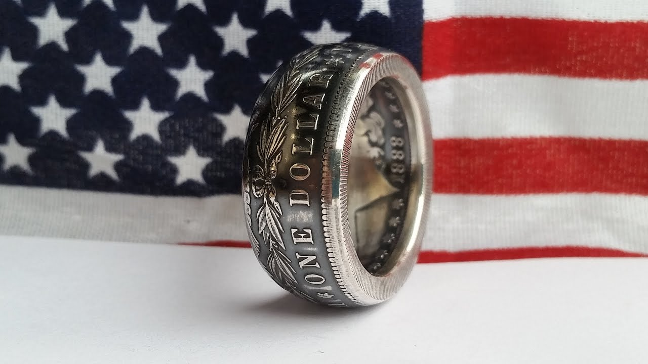 How To Make Silver Morgan Dollar Coin Rings New Tips And