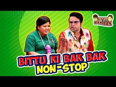 Bittu Ki Bak Bak Non Stop | Comedy Clips | Krushna and Bharti