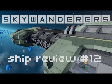 Ship Review #12: ATLAS 1260 Series Freighter by Sen!