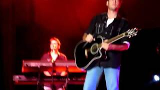 Blake Shelton Performing All My Exes Live - August 28, 2010 - Colorado State Fair