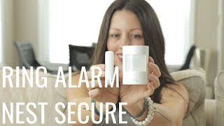 Ring Alarm vs. Nest Secure: Home Security Systems Compared