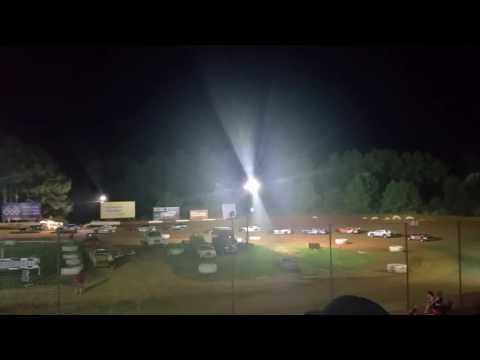 Crowley's Ridge Raceway Street Stock Feature  07/31/2016