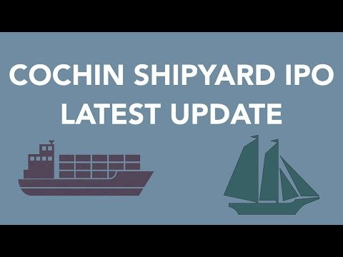 COCHIN SHIPYARD IPO ALLOTMENT UPDATE