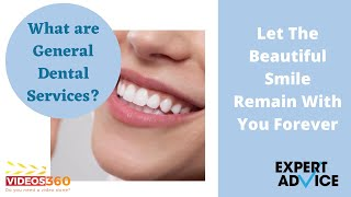 Now Trending - Dental Services offered to Patients by Dr. Paul O'Malley.
