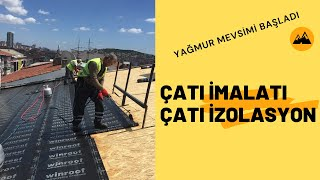 ROOF INSULATION WATER INSULATION ROOF MEMBRANE ROO