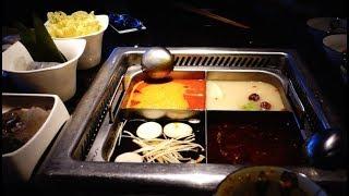 【台北探美食】海底撈(Att 4 fun):2303元吃了4宮格鍋+9盤菜+飲料