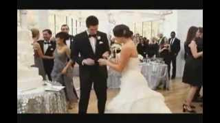 the knot dream wedding andre sierras live streamed wedding
