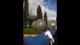 Download Video Elite Fun Days - Zorbing at Brychall High School MP3 3GP MP4