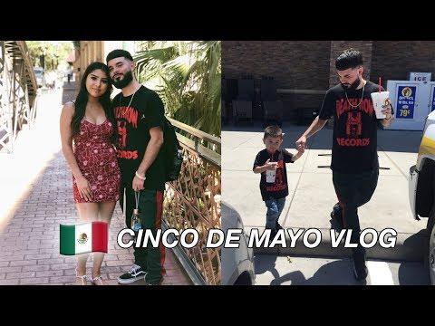 Cinco De Mayo Vlog | NATEGAWD