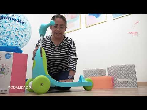 Unboxing de Amazon (carriola y carrito skip-hop) -Aserrín Aserrán