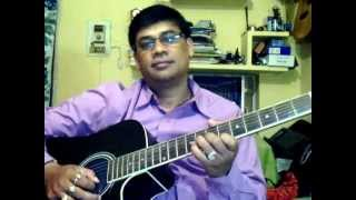 Tum mile Dil khile solo on Guitar