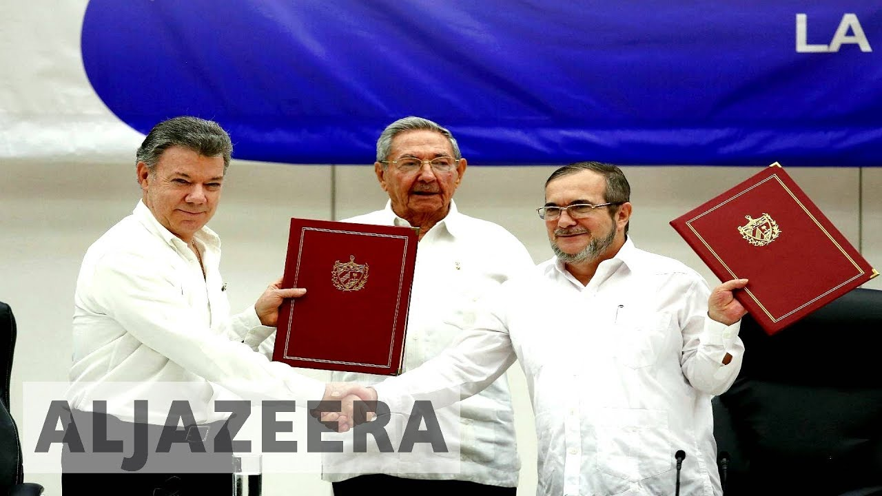 UpFront - Is Juan Manuel Santos too easy on FARC? - UpFront