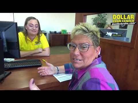 Dollar Loan Center Makes It Easy For Carla Rea To Get A Loan For The Holidays