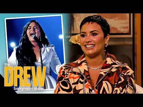 Demi Lovato cut her hair in order to free herself of 'gender and sexuality norms' imposed by Christianity