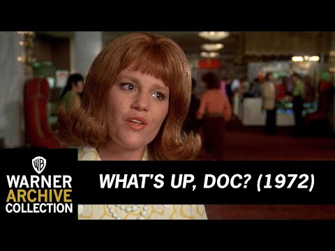 What's Up Doc? (1972) – The Meaning Of Propriety