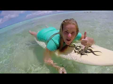 Whitney's Micronesia Adventure