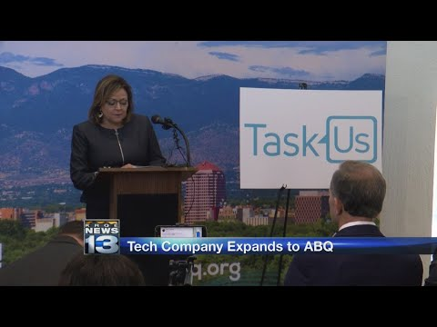 Tech Company Brings Nearly 700 Jobs To Albuquerque