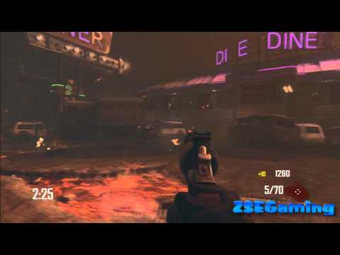 Black Ops 2 Zombies: 1 VS 1 Turned On Diner: I Can't Believe This.