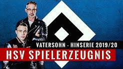 HSV Spieler 2019/2020 Hinserie | Spielerbewertung| Einzelkritik | Jatta & Co | Vater & Sohn