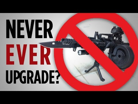"""""""Never"""" Upgrade Your Gun: 3 Reasons Why"""