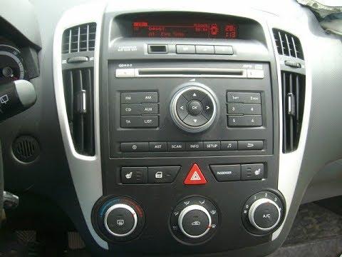 KIA Ceed 2012, замена магнитолы на штатную! Улучшаем комплектацию авто!