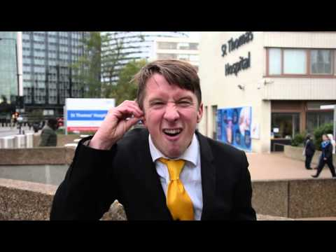 Jonathan Pie: ...there's nothing wrong with Jeremy Hunt...