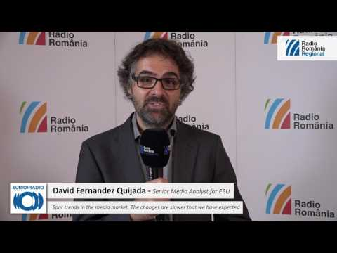 David Fernández Quijada - Senior Media Analyst EBU