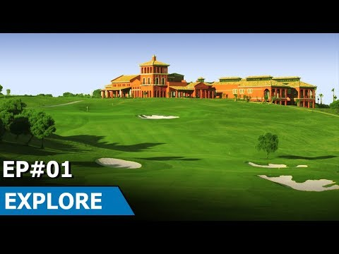 World's Best Known Golf Clubs | Las Vegas, Spain | Explore | Episode 01