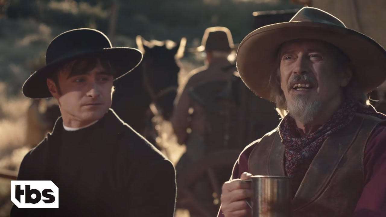 Miracle Workers: Oregon Trail | How to Be a Bandit (Episode 3 Clip) | TBS