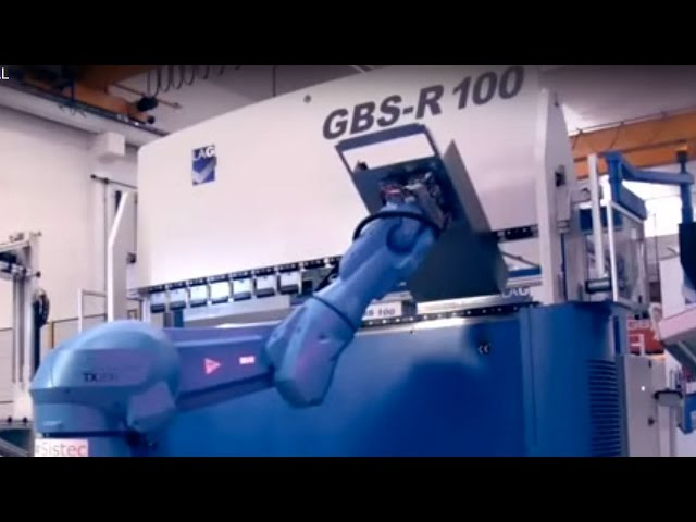 ROBOTIC -  BENDING SHEET METAL