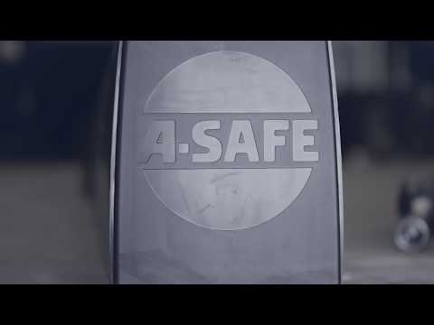 A-SAFE | Installation Of EFlex ForkGuard Kerb