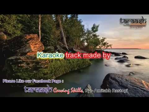 Jeevan Ke Din Video Karaoke By Amitabh Rastogi