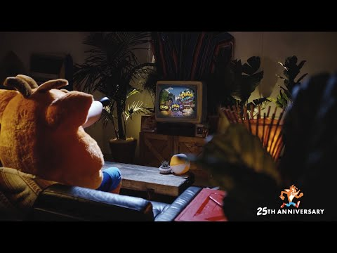 The Crash Bandicoot N. Sane Story and Catch Up