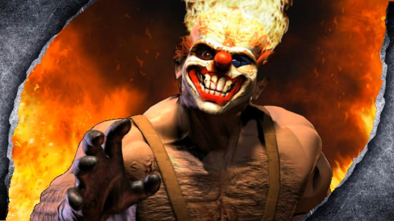 Fallout 4 twisted metal sweet tooth mod showcase w - Sweet tooth wallpaper twisted metal ...